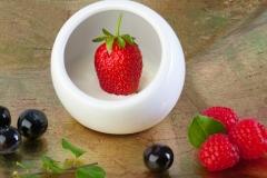 Früchtedesert